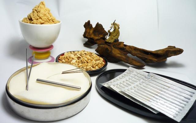 漢方・鍼灸イメージ画像